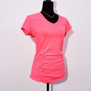 Like New Reflex Bright Pink Workout Shirt Fluo